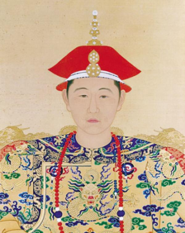Portrait du jeune empereur Kangxi en tenue de cour. (Image: Wikimedia/CC0 1.0)
