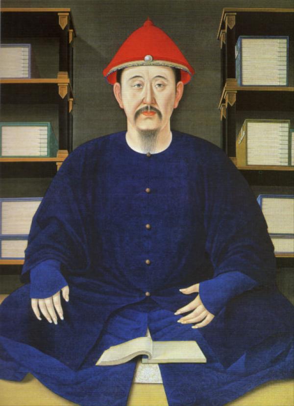 L'empereur Kangxi à 45 ans, peint en 1699. (Image: Wikimedia/CC0 1.0)