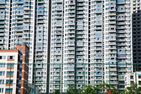 un immeuble en chine (Pixabay/CC0 Creative Commons)
