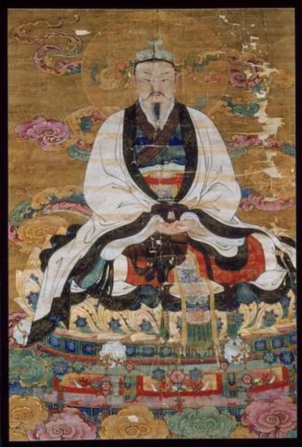 Sur Terre, l'empereur du pays n'osait pas se comparer au vénérable Empereur de Jade. (Image: wikimedia / CC0 1.0)