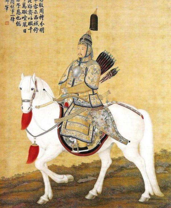 Lors de son accession au trône, les affaires de l'État étaient administrées par Oboi et trois autres ministres. (Image: Wikimedia / CC0 1.0)