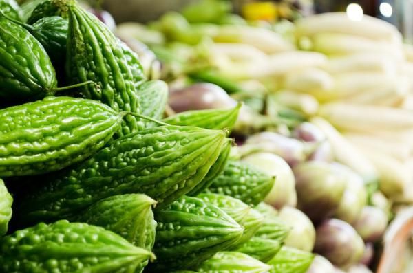 Les scientifiques ont isolé un certain nombre de composés bioactifs du melon amer qui ont une activité anticancéreuse.(Image:VitaminaMov/Pixabay)