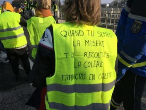 «La France périphérique n'est pas la marge, contrairement à ce qui était annoncé dans les premiers jours du mouvement des Gilets jaunes», souligne Christophe Guilluy.
