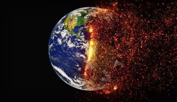 Il y a environ 252 millions d'années, la hausse des températures dans le monde a entraîné l'une des plus grandes extinctions massives de l'histoire de la Terre. (Image: via pixabay / CC0 1.0)