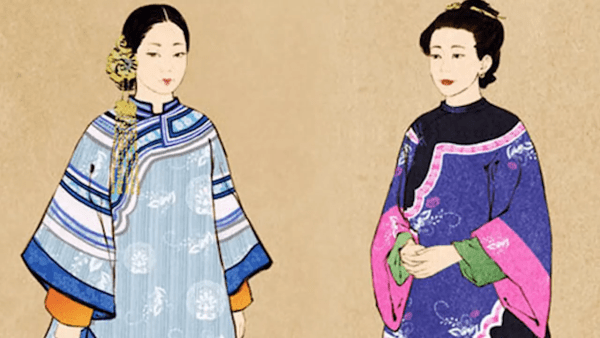 Shun réussit même à convaincre ses deux femmes, deux princesses, d'abandonner leur mode de vie fastueux et de se consacrer au bien du peuple. (Image: Capture d'écran / Youtube)