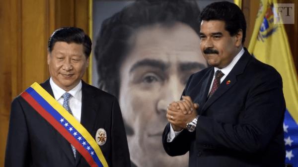 La société chinoise ZTE est au cœur du programme vénézuélien.