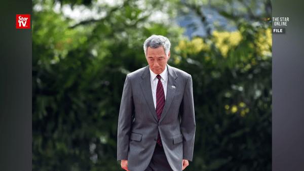 Le Premier ministre Lee Hsien Loong lui-même fait l'objet d'une médiatisation intense suite à un conflit familial et à un scandale de corruption, l'an dernier. (Image: Capture d'écran / YouTube)