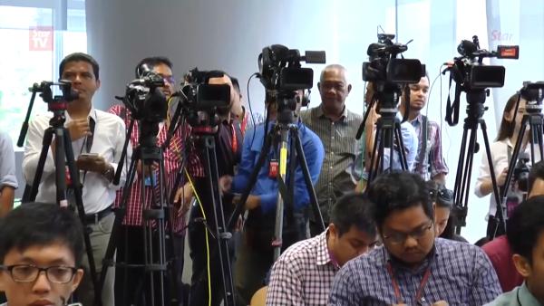 Singapour est déjà mal loti en termes de liberté de la presse,  se classant au 151ème rang sur 180 pays dans le  l'indice mondial de la liberté de la presse 2018. (Image: Capture d'écran / YouTube)