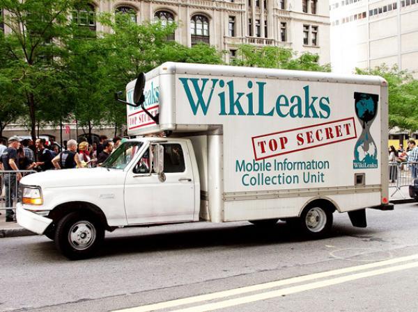WikiLeaks a révélé des secrets du Parti communiste chinois (Image: wikipedia)