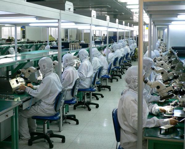 Les fabricants s'éloignent déjà la Chine vers l'Asie du sud-est. (Image: Steve Jurvetson via flickr CC BY 2.0)