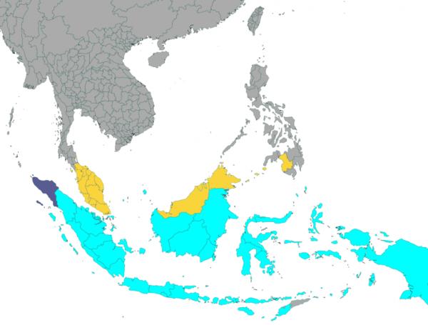 À court terme, les économies de l'Asie du sud-est seront durement touchées si la guerre commerciale entre les États-Unis et la Chine s'aggrave. (Image: wikimedia / CC0 1.0)