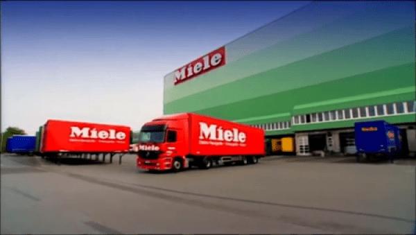 Miele, un fabricant allemand d'appareils électroménagers haut de gamme, possède une unité de fabrication en Chine, mais envisage de la déplacer vers son pays d'origine pour maintenir sa  rentabilité. (Image: Capture d'écran / YouTube)