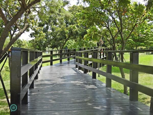 Le parc du musée s'étend sur une superficie d'environ 20 hectares. (Image: Billy Shyu / Vision Times)