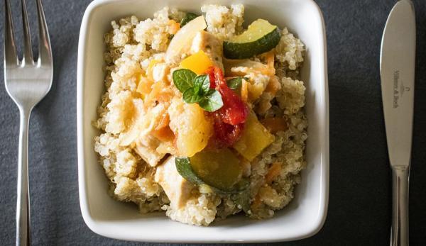 Le quinoa a une teneur élevée d'antioxydants. (Image: pixabay / CC0 1.0)