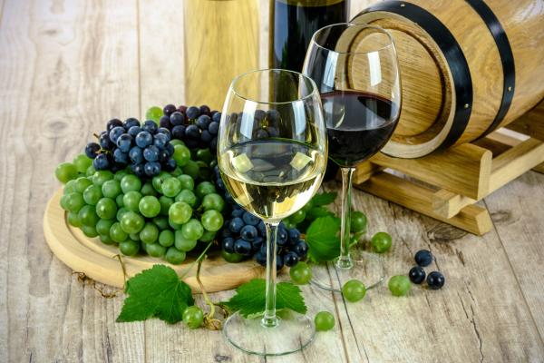 Les vins qui contiennent moins de 20 ppm de gluten sont sans danger. (Image: pixabay / CC0 1.0)