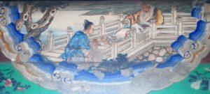 Alors qu'il se cachait à la campagne pour éviter d'être capturé, Zhang Liang rencontra un vieil homme mystérieux. (Image : wikimedia / CC0 1.0)