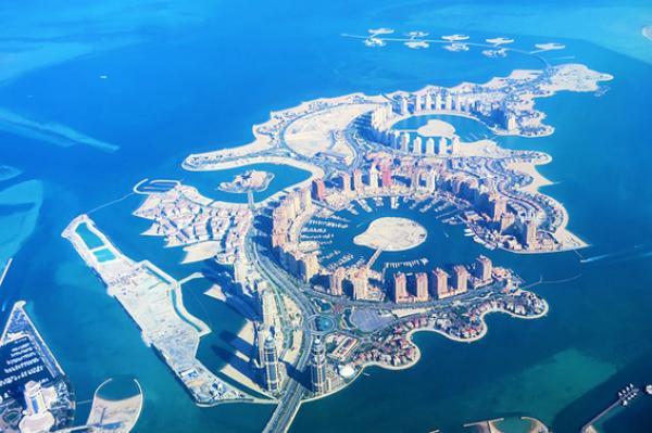 Le Qatar est considéré comme le pays le plus riche du monde.  (Image: Konevi/Pixabay)