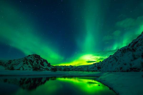 Considéré comme le pays le plus sûr au monde, l'Islande est certainement votre meilleur choix! (Image:Pixabay)
