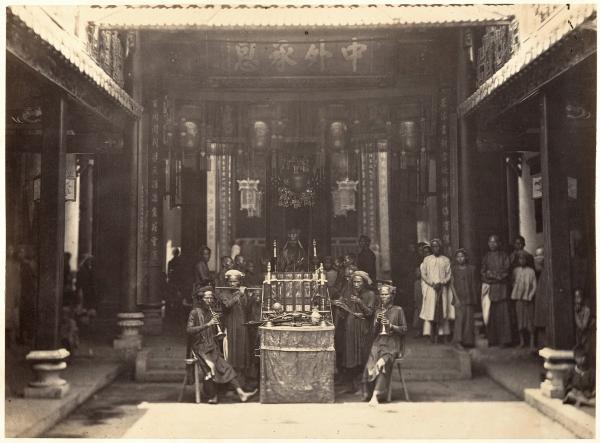 Le roi Qi Xuan Wang adorait écouter le son du Yu, un instrument de musique à vent, en bambou. (Image : Janeb13 / Pixabay)