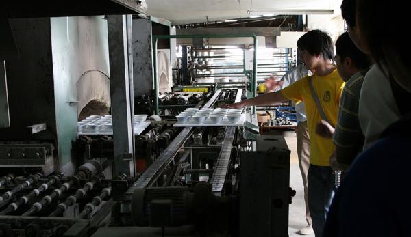 La croissance de la production industrielle ralentit en Chine. (Image: torng-der miaw via wikimedia CC BY-SA 2.0)