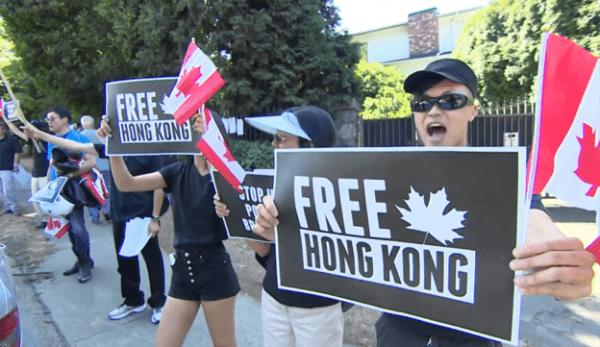 Les communautés hongkongaises basées au Canada espèrent que le gouvernement canadien pourra faire davantage pour soutenir le peuple de Hong Kong dans sa lutte pour la liberté et les droits de l'homme.