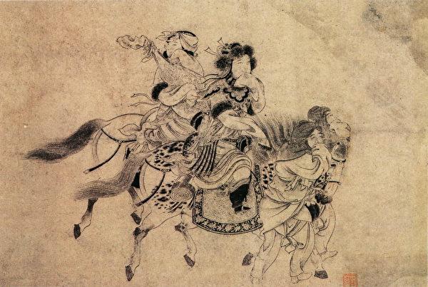 Feng Liao avait une compréhension de la politique et une grande générosité; elle a contribué à l'unité entre le peuple Han et les différents groupes minoritaires de la région. (Image / The Epoch Times)