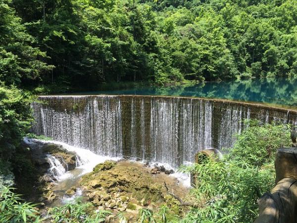 Forêt karstique à Guizhou. (Image : 该图片由 /cclqkk / 在 / Pixabay /上发布)