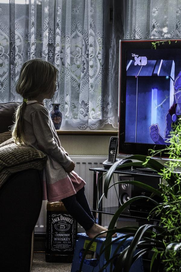 Une équipe de recherche japonaise a également découvert qu'une consommation excessive de télévision avait la capacité de modifier la structure du cerveau. (Image: ZimZamZulu / Pixabay)