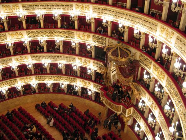 Histoire et culture : le plus vieil opéra du monde