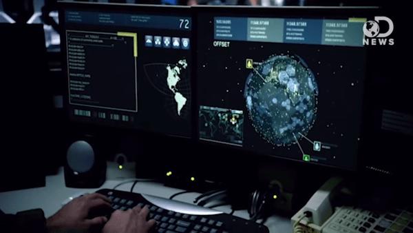 L'objectif de la guerre spatiale chinoise est de rendre inopérationnels les satellites de reconnaissance et de communication ennemis. (Image : Capture d'écran / YouTube)