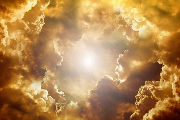 L'ouverture du Ciel et de la Terre. (Image : 该图片由 / Gerd Altmann / 在 / 上发布 / Pixabay)