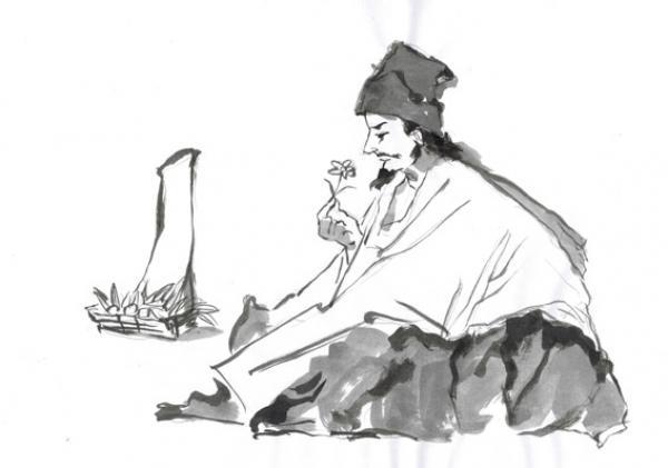 Shen Nong (神农) est un héros de la mythologie chinoise. (Li ZHI / Vision Times)
