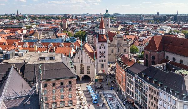 Le magazine Monocle a classé Munich en tête de la liste des villes offrant la meilleure qualité de vie. (Image: pixabay / CC0 1.0)