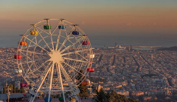 Les habitants de Barcelone peuvent obtenir jusqu'à 32 jours de vacances par an. (Image: pixabay / CC0 1.0)