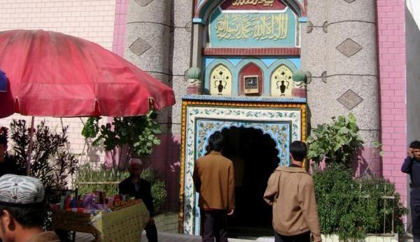 Pékin a détruit plusieurs mosquées ouïghoures. (Image : Colegota via wikimedia CC BY-SA 2.5)