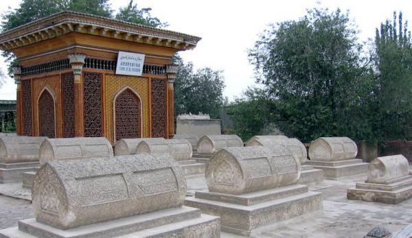 Les autorités chinoises détruisent des cimetières ouïghours. (Image : Colegota via wikimedia CC BY-SA 2.5)