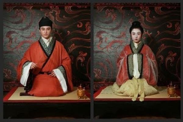 Le Hanfu, vêtement traditionnel de la majorité ethnique Han de l'ancienne Chine, suscite un véritable engouement chez les jeunes Chinois. (Image: Capture d'écran / YouTube)