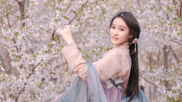 Cet engouement vis-à-vis du Hanfu, surtout les femmes, viendrait du sentiment de beauté qu'elles éprouvent en le portant. (Image: Capture d'écran / YouTube)
