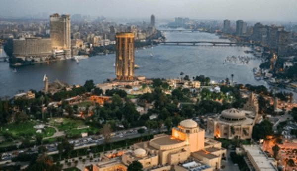 Le Nil au Caire, en Egypte. Les scientifiques de l'Université du Texas ont constaté que le fleuve est environ six fois plus vieux qu'on ne le pensait auparavant (Image: Nina R.)