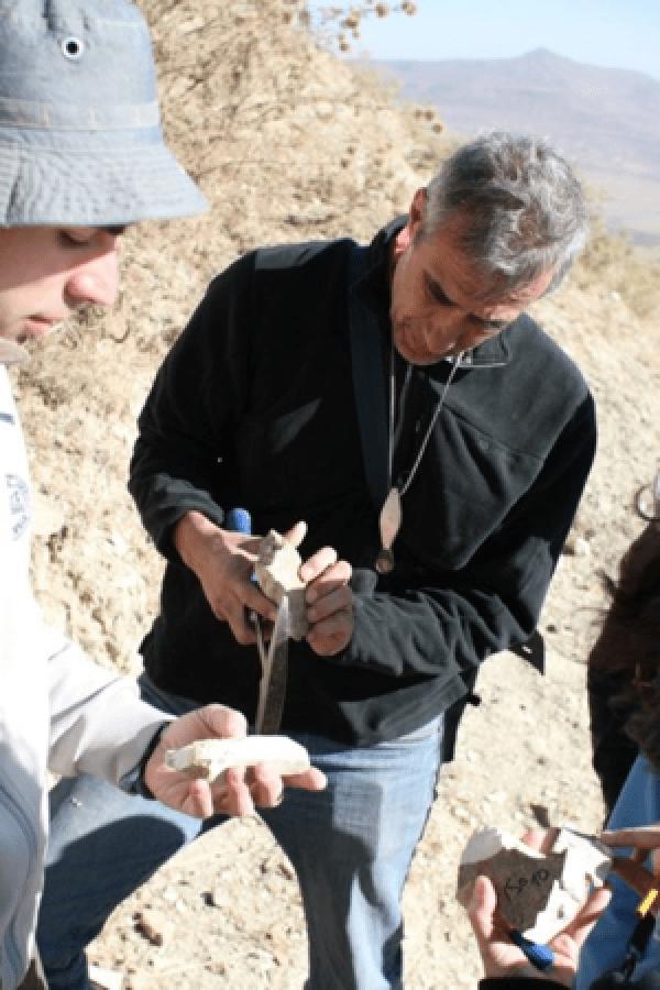 Claudio Faccenna, professeur à la Jackson School of Geosciences, Université du Texas à  Austin, et l'équipe de recherche, ont réuni une vaste collection  de preuves géologiques pour comprendre l'évolution du plateau éthiopien. (Image: Claudio Faccenna)
