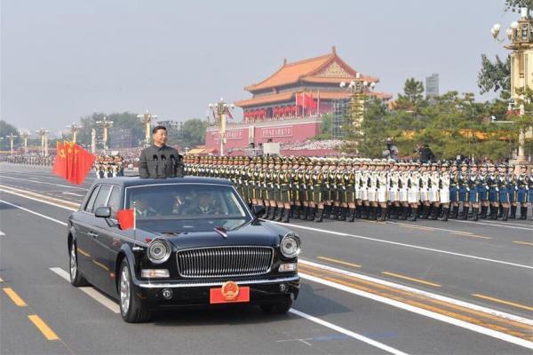 Pékin impose depuis 70 ans son régime totalitaire. (Image : Facebook)