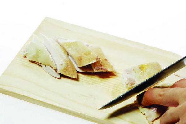 Recette : Poulet au gingembre