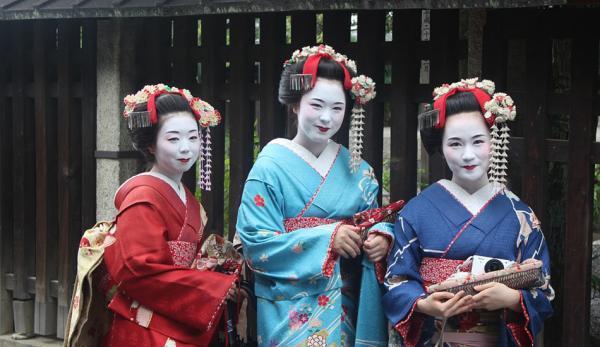 Le kimono du Japon. (Image: pixabay / CC0 1.0)