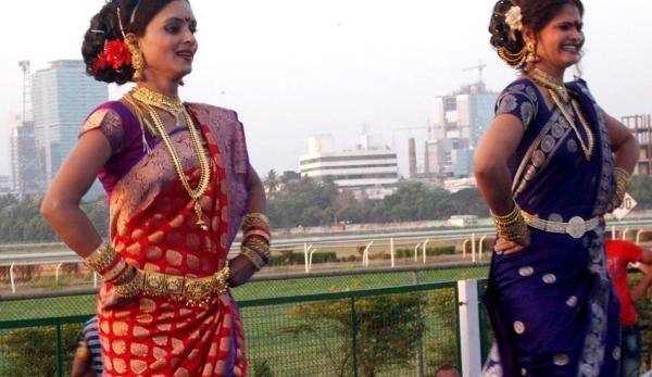 Le sari d'Inde. (Image: wikimedia/CC0 1.0)