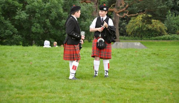 Le kilt d'Écosse. (Image: pixabay/CC0 1.0)