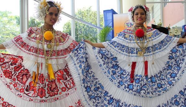 La pollera d'Amérique latine. (Image: AyaitaviawikimediaCC BY-SA 3.0)