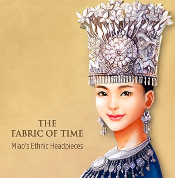 La couronne d'argent est l'objet le plus précieux des jeunes filles Miao (Image : Shen Yun)