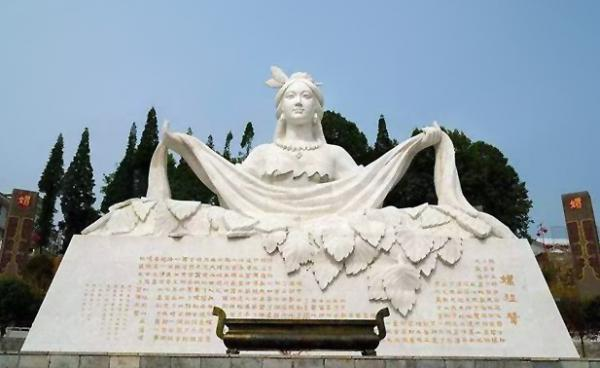 Leizu Cultural Park in Yuan'an County, Hubei Province (Image : Shenyunperformingarts.org)