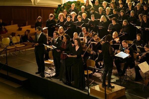 Tout comme ses voisins européens, la Franceconnaît un regain d'intérêt pour le chant choral. (Image :Thomas Steiner/Pixabay)
