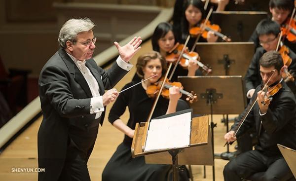 La musique classique pourrait améliorer notre humeur, réduire le stress et même vivifier le cerveau (Image: Shenyun.com)